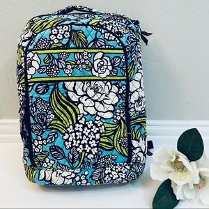Vera Bradley Island Bloom Laptop Backpack